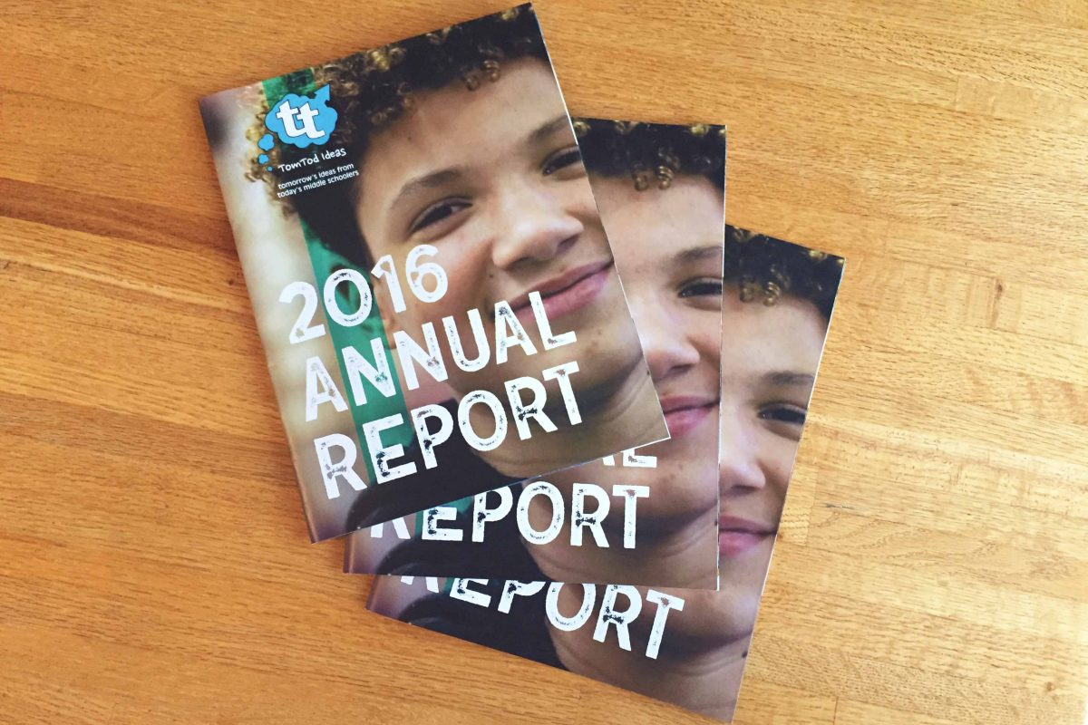 TomTod Ideas Annual Report